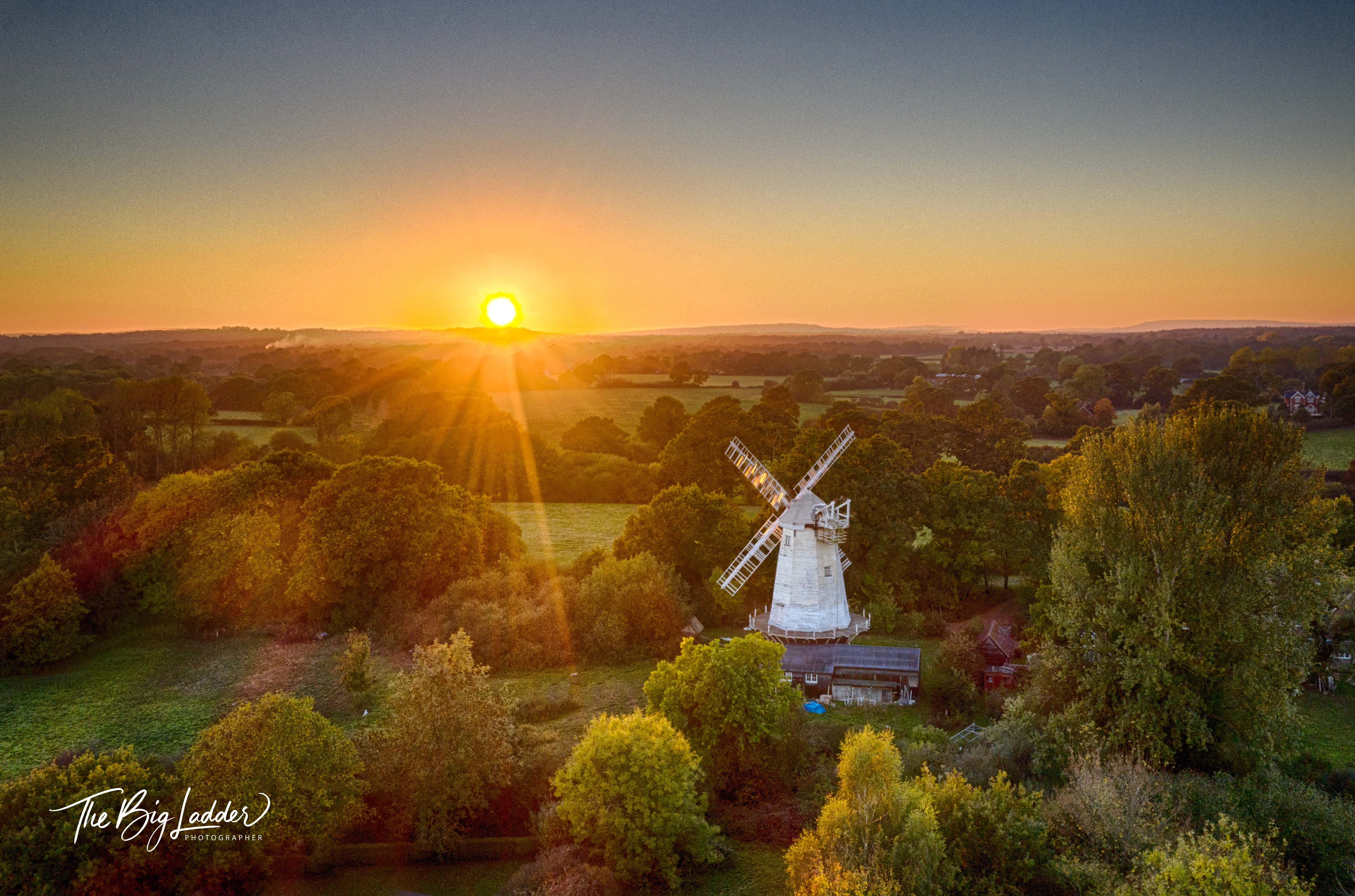 Jonathan Creeks Windmill