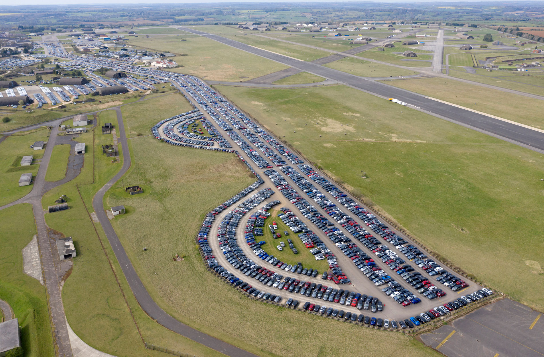 Bicester unsold cars
