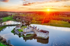 Leeds Castle in Lockdown