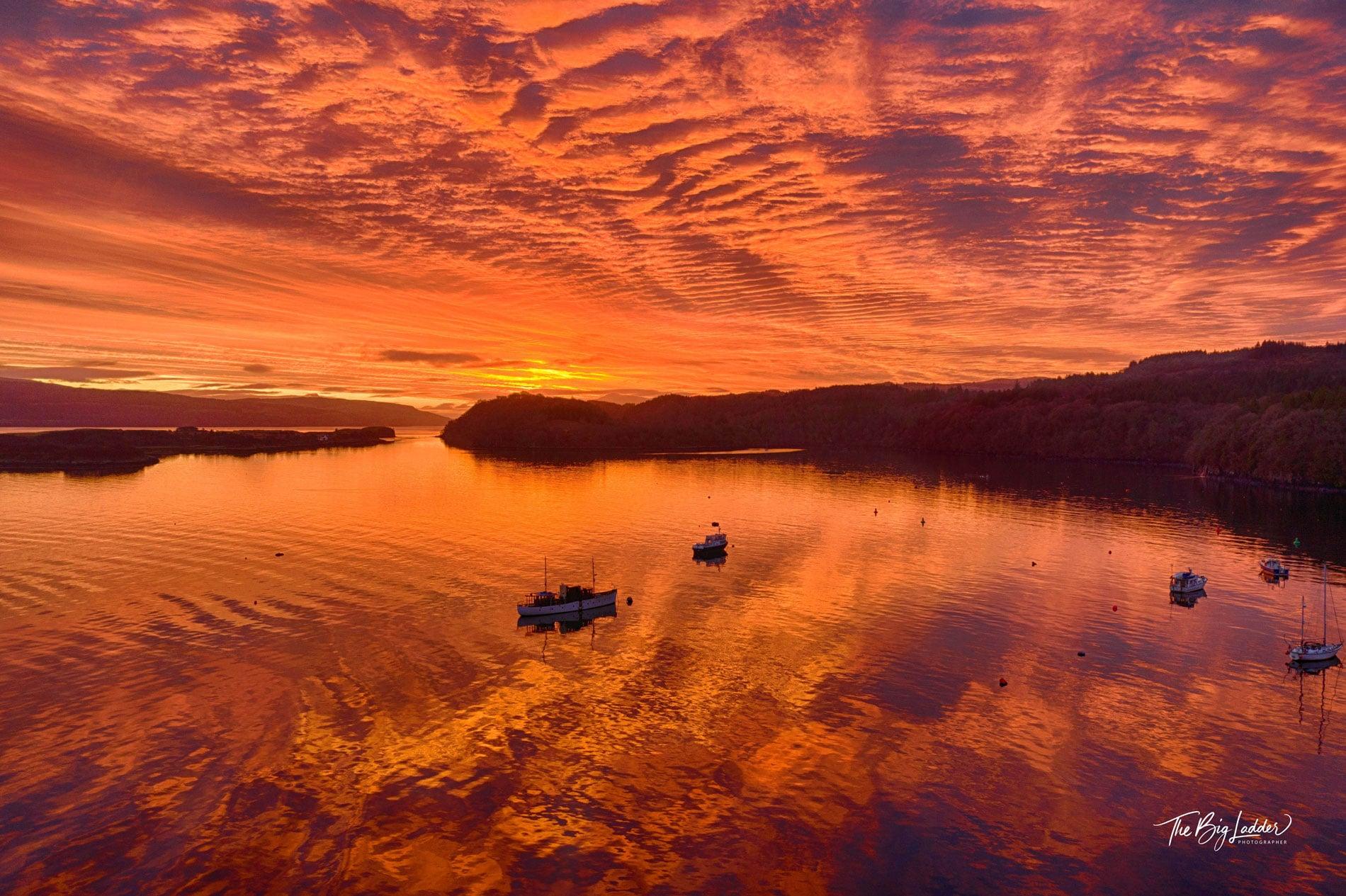 Isle of Mull Sunrise