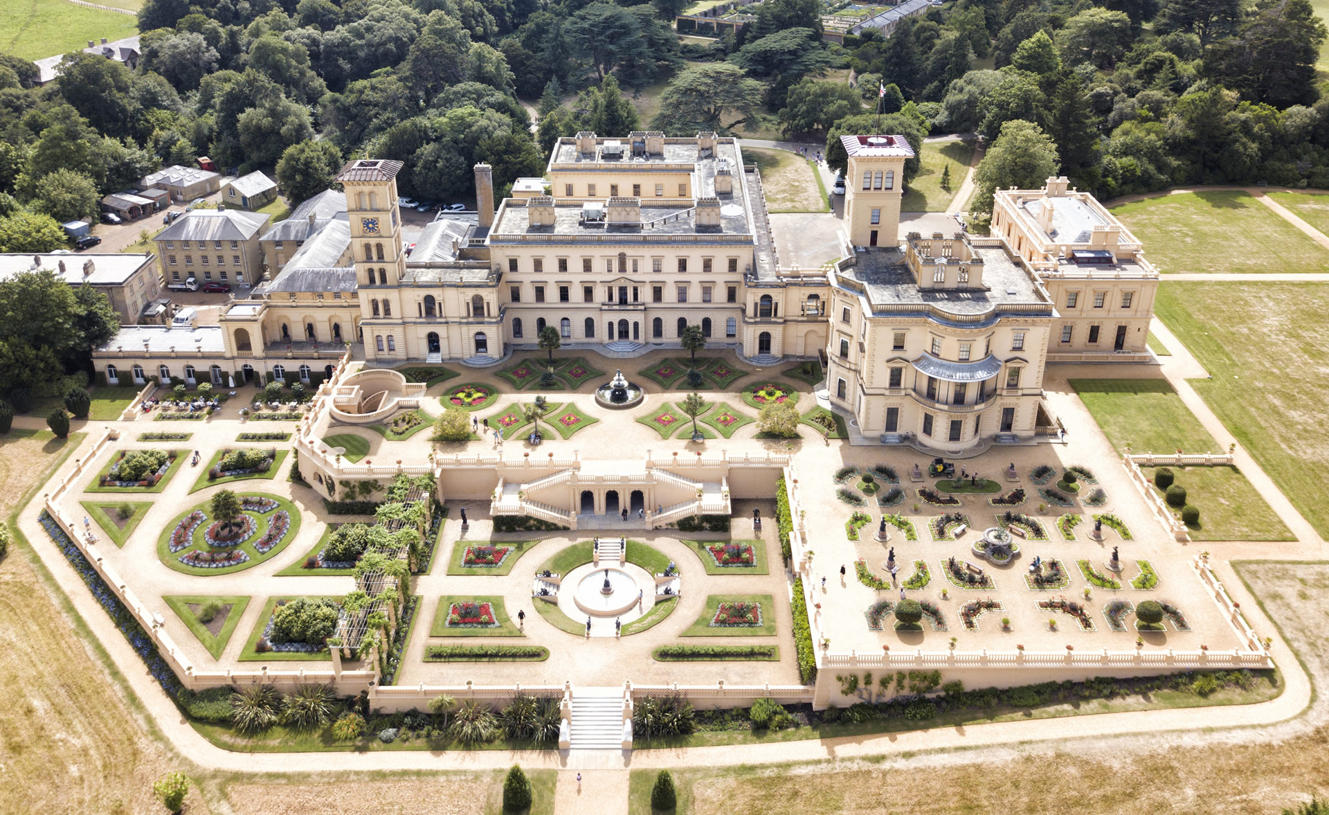 Osbourne House, Isle of Wight