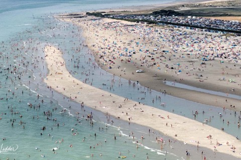 West Wittering Hottest UK Day Ever