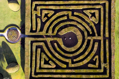 Hever Castle Maze
