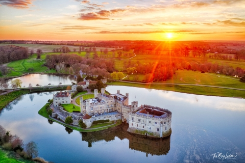 Leeds Castle lockdown