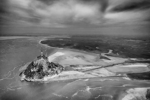 Mont Saint Michel. France