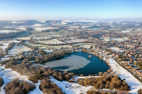 Petersfield Snow 2019