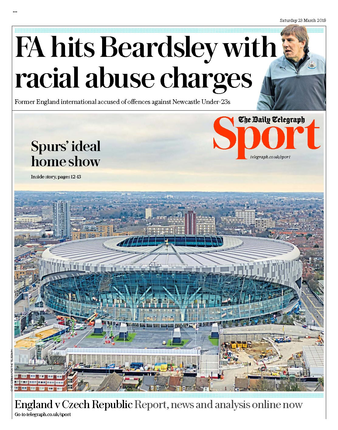 Daily Telegraph - Sport