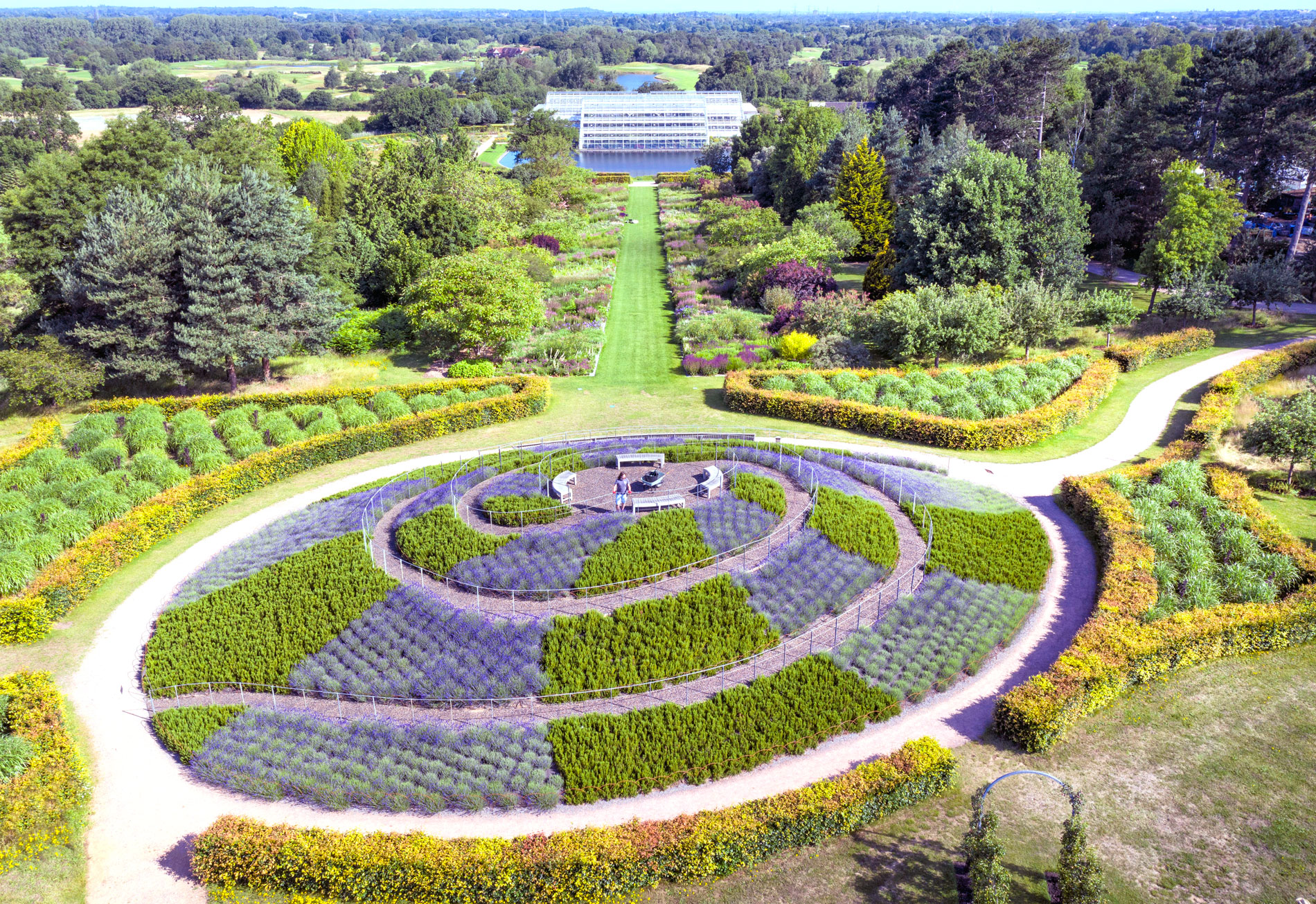 The Viewing Mount RHS Wisley