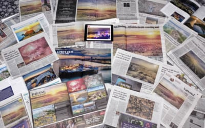 The Big Ladder gains over 100 publications Worldwide