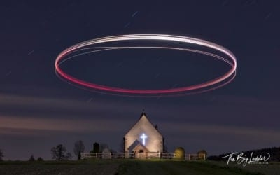 Drone Light Trails : The Method